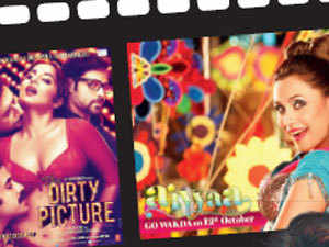 After decades of languishing as the Barbie doll of the story, the Hindi film heroine finally took centre stage in style and with pizzazz in 2012.