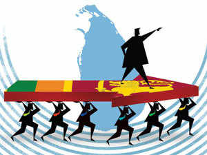 Tamil Nadu politics willy nilly is once again on the verge of rocking India-Sri Lanka relations at a time when Colombo is basking in the glory of its spectacular military victory in 2009.