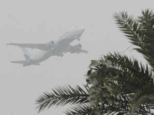 Delhi airport had witnessed dense fog for three consecutive days earlier this week, leading to delays in schedule of over 300 flights.