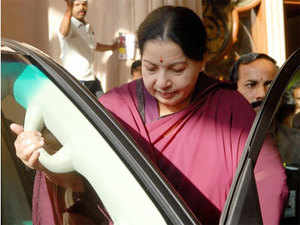 """The Tamil Nadu CM said that she was not given enough time to speak. """"I feel humiliated,"""" Jayalalithaa said."""