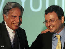 Chairman-designate Cyrus Mistry, who made a visit to Bombay House today, will tomorrow take charge of the new assignment, sources in Tata Sons said.