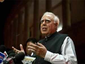 Union minister Kapil Sibal makes debut as a Bollywood lyricist, writes song for film 'Bandook'