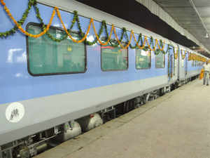 A new Shatabdi train between Chandigarh and New Delhi, the third between the two cities, will start running next month, Railway minister said