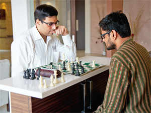"""Chess players are a conservative lot and top-level events prefer a type called the """"Staunton"""", which was first used in a London tournament held in 1851."""