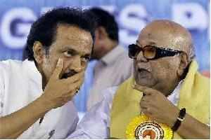 What is wrong in Stalin becoming my successor, asks Karunanidhi