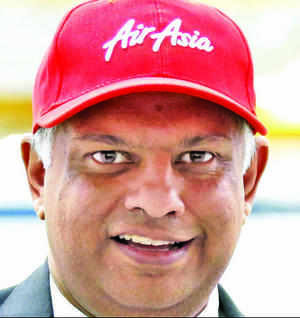 Two people close to the development said Asia's largest budget carrier is exploring options to set up a company that will be majority owned by an Indian promoter.