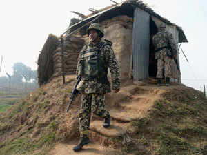 India today outrightly rejected Pakistan's proposal for UN probe into the incident in which two Indian soldiers were killed across the LoC in Jammu and Kashmir.