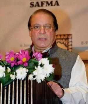 Nawaz Sharif dismayed at Indo-Pak escalation on LoC