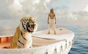 'Life of Pi' brings India in focus at Oscars with 11 nods