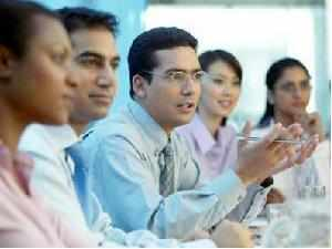 In the survey conducted by networking website LinkedIn, 44 per cent Indians said they had their dream-jobs, while just 21 per cent of the site's British users said they worked in the career they had wanted in their youth.