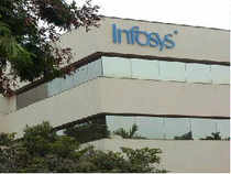 Shares in Infosys closed up 16.8 percent on Friday after stellar third-quarter results and an unexpected rise in its fiscal year revenue estimate.