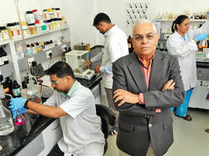 By developing substitutes for imported chemicals, Herlekar has created a Rs 100 crore venture in 30 years.