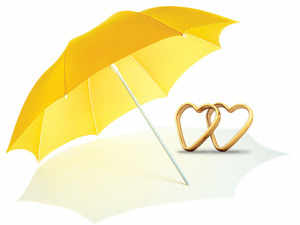 To make sure your marriage  is not marred by an eventuality, natural or man-made, it's advisable to have the event insured.