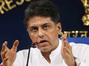 Party looking forward to Rahul Gandhi leading Congress in 2014 elections, says Information and Broadcasting Minister Manish Tewari.