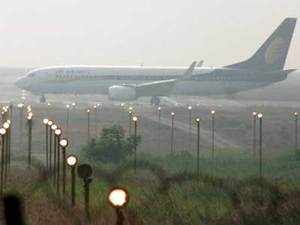Dense fog returned to IGI Airport, badly affecting the schedule of over 40 flights, including diversions of eight to other cities.