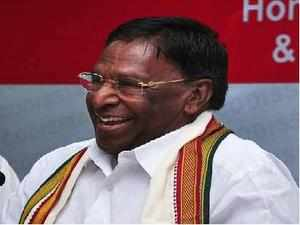 """Narayanasamy was """"impressed"""" with the Chinese system of five months' training in comparison to two years norm in India."""