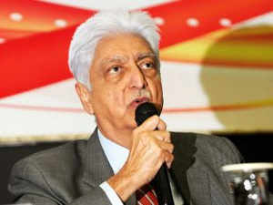 Azim Premji, a former critic of the United Progressive Alliance government, gave it high marks for recent measures which he said are good for industry and investors.