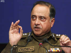 """""""The rate of conviction in rapes in Delhi is much higher than the national rate,"""" Delhi police Commissioner Neeraj Kumar told reporters on Friday."""