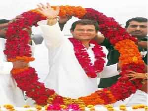 Rahul Gandhi, touted as the future prime minister, faces the daunting task of reversing the slide in its support base.