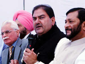 Abhay Singh Chautala today said the issue of national body's suspension by the International Olympic Committee is likely to be resolved in two months.