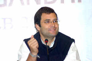 The Congress can make do with some wispy sign of his presence as it needs the certifying legitimacy of someone from the dynasty to contrive a sense of coherence and purpose .