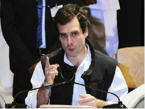 Rahul Gandhi's elevation as the Congress VP and his address at the AICC meeting has led to jubiliant partymen projecting him as the PM candidate.