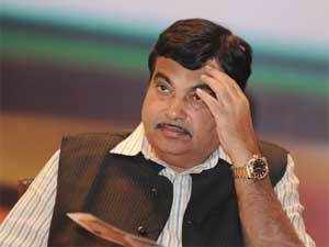 Search operation was based on information gathered by the Nagpur division of the I-T dept which has been probing the Purti group of companies run by Mr Gadkari.