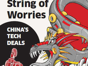 Intelligence agencies fear China is trying to encircle India via tech deals with neighbouring nations