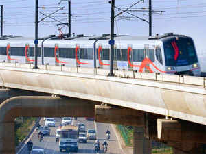 The 50 per cent fare hike came into effect today just a day after commercial operations on the 23-km corridor resumed after a gap of six months.