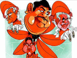 Given RSS' bunker mentality, medieval world-view and sectarian ideology, the unabashed remote control over BJP has weakened the party's flexibility