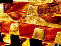 Traders said profit-selling at prevailing higher levels on the back of sluggish demand mainly led to fall in gold and silver prices.