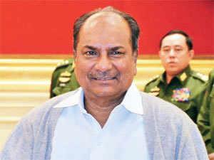 Defence Minister A K Antony will present Hindustan Aironautics Limited's Dornier DO-228 aircraft to Seychelles President James Michel on January 31.