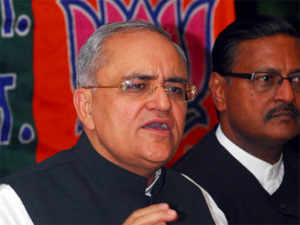 By making an irresponsible statement on terrorism, Union Home Minister has given Pakistan a weapon to attack India: Balbir Punj
