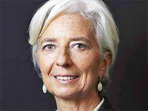 A clutch of high-profile women business leaders, such as IMF boss Christine Lagarde and Facebook's Sheryl Sandberg said strong gender stereotypes were preventing women from rising to the top of corporations.