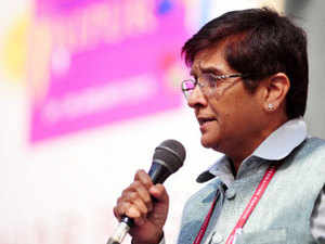 """Calling the amendment """"need of the hour"""", Bedi said it will also end immunity rpt immunity for men in uniform for heinous crimes like rape if the safety of the women folk in the country is to be ensured."""