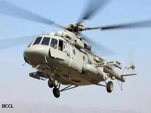Navy plans to issue bid for over 120 multirole choppers worth around Rs 35,000 crore