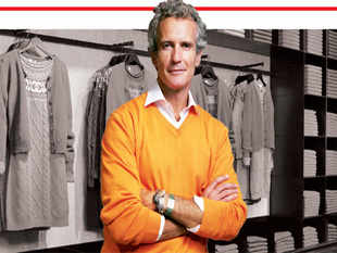 Alessandro Benetton, chairman of Benetton Group says if one wants to be relevant in a fast changing world or to be ahead of others one must try to look for new ways to reach the consumer.