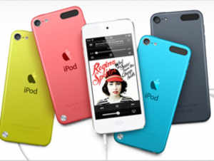 Portable music players' sales plunge for the first time in 2012