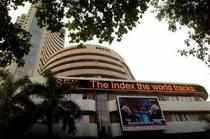 The BSE benchmark Sensex today lost 110 points to close below 20,000 level as investors booked profit, particularly in ICICI Bank and RIL.