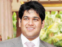 The 23-year-old TVS scion had joined TVS Motor as vice-president effective December 1, 2011.
