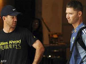 Both Clarke and Ponting have a base price of $400,000 and teams like Sunrisers and Mumbai Indians would definitely like to have the current Aussie capain in their ranks.