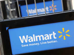 """'Walmart spent a total amount of about Rs 8 cr on lobbying for various issues, including on """"discussions related to FDI in India"""", during the last quarter ended Dec 31, 2012.'(Pic: Reuters)"""