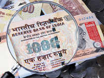 The rupee failed to maintain its initial gains against the US dollar on Monday, but was still quoted higher by 13 paise to 53.06 per dollar in the late morning trade