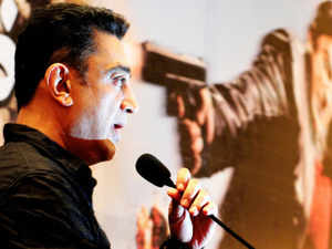 Haasan said he would return the money sent by fans in the belief that even if politics and religion left him in the lurch, he had many houses where he can eat and sleep.