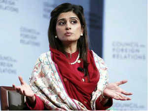 Pakistan foreign minister Hina Rabbani Khar demanded a fact finding mission on Kashmir, at a recent meeting of the OIC contact group on Kashmir in Cairo yesterday.