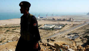 Pakistan's Gwadar port run by China 'matter of concern' for India