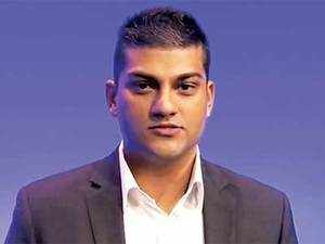 Bhardwaj, who grew up in the UK, had studied information systems and then worked for Siemens Mobile and BenQ Mobile before joining BlackBerry.