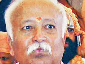 His remarks came immediately after three saints at a VHP meet, at Kumbh Mela in Allahabad, demanded that Modi be projected as the PM candidate.