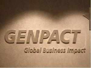 BPO major Genpact today posted 12.6 per cent decline in net profit to $ 53.4 million for the fourth quarter ended December 31, 2012.