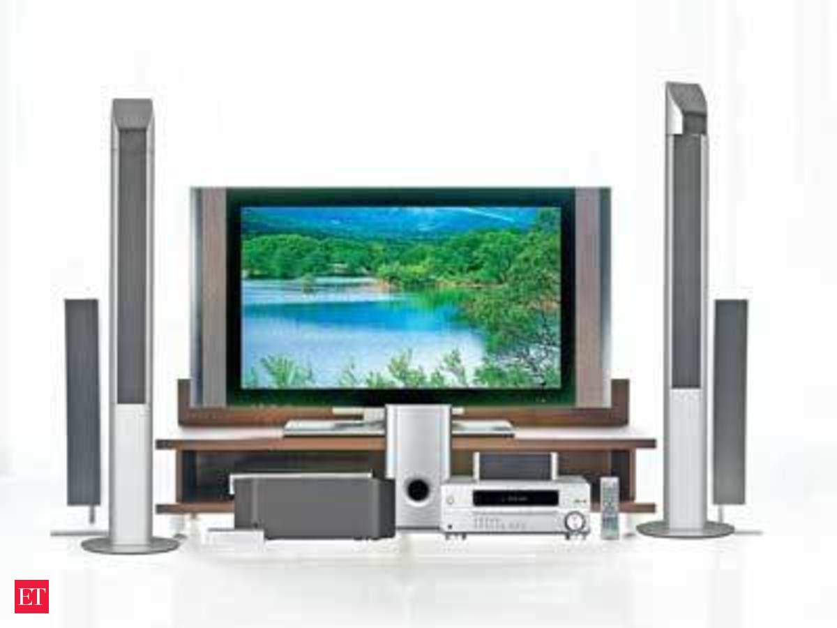 How to build a home theatre - The Economic Times